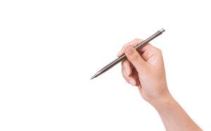 penhand